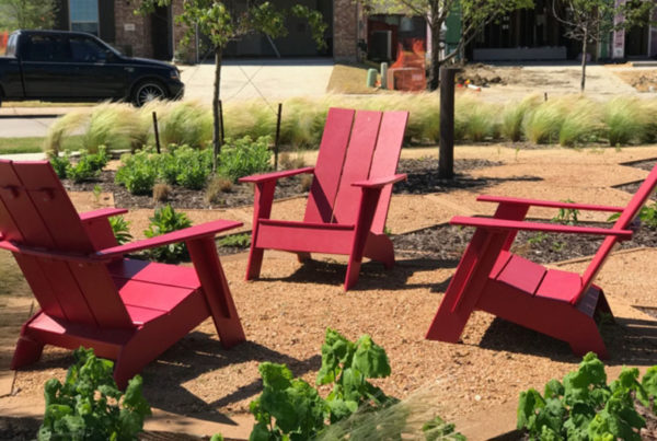 Sage Park Adirondack Chairs Light Farms